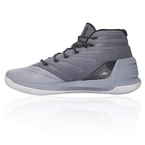 Under Armour Men's UA Curry Three Basketball Shoes Image 2