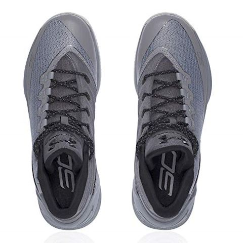 Under Armour Men's UA Curry Three Basketball Shoes Image 5