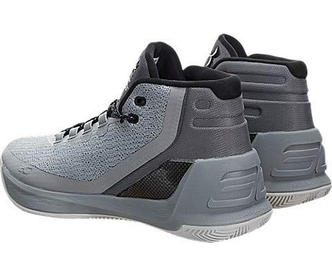 Under Armour Men's UA Curry Three Basketball Shoes Image 9