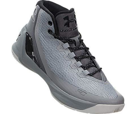 Under Armour Men's UA Curry Three Basketball Shoes Image 10