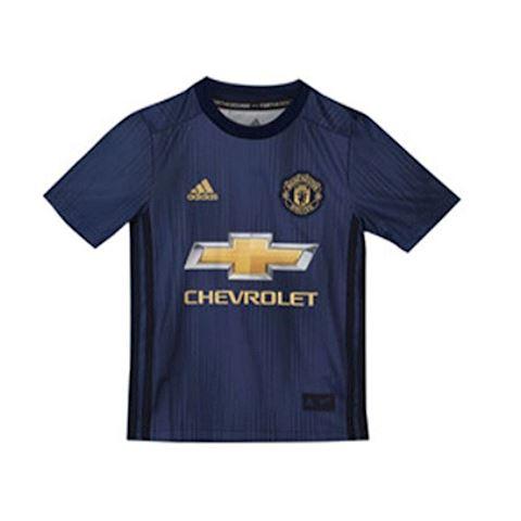 adidas Manchester United Kids SS Third Shirt 2018/19 Image