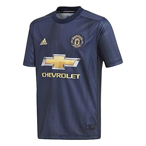 adidas Manchester United Kids SS Third Shirt 2018/19 Image 3