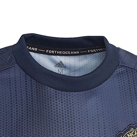 adidas Manchester United Kids SS Third Shirt 2018/19 Image 5