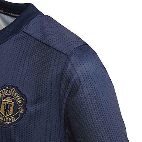 adidas Manchester United Kids SS Third Shirt 2018/19 Image 6