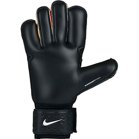 Nike Grip3 Goalkeeper Gloves - Black/Laser Orange/White, Black/White/Orange Image 2