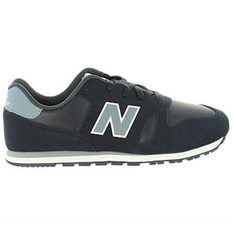 New Balance  KV373  girls's Shoes (Trainers) in Blue Image