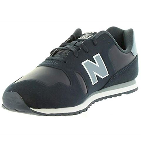New Balance  KV373  girls's Shoes (Trainers) in Blue Image 4