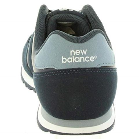 New Balance  KV373  girls's Shoes (Trainers) in Blue Image 7