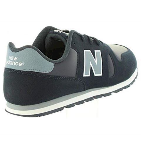 New Balance  KV373  girls's Shoes (Trainers) in Blue Image 8
