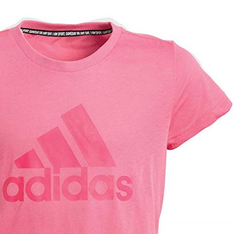 adidas Must Haves Badge of Sport Tee Image 5