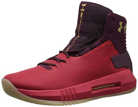 Under Armour Men's UA Drive 4 Basketball Shoes Image