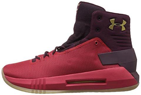 Under Armour Men's UA Drive 4 Basketball Shoes Image 5