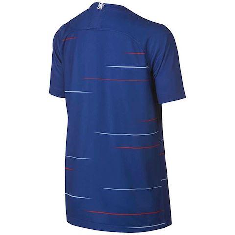 Nike Chelsea Kids SS Home Shirt 2018/19 Image 2