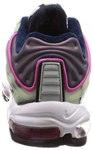 Nike Air Max Deluxe Green, Silver, Obsidian & Pink Image 2