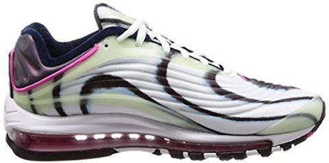 Nike Air Max Deluxe Green, Silver, Obsidian & Pink Image 6