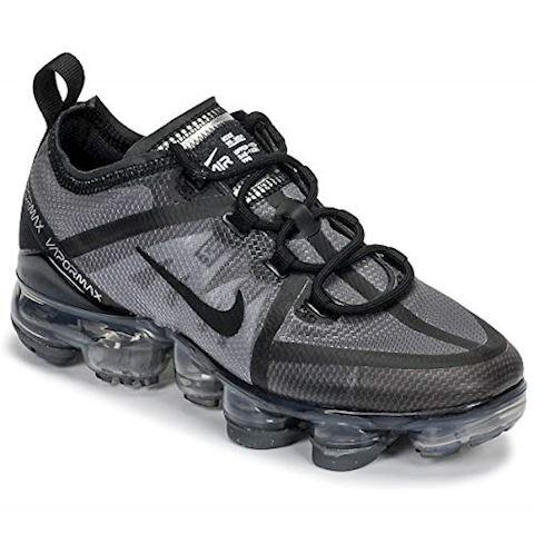 Nike Air VaporMax 2019 Older Kids  Shoe - Black Image 0d9153199