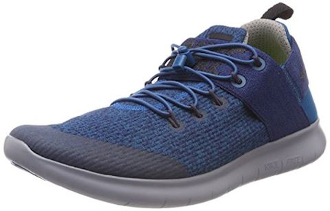Nike Free RN Commuter 2017 Premium Women's Running Shoe - Blue Image