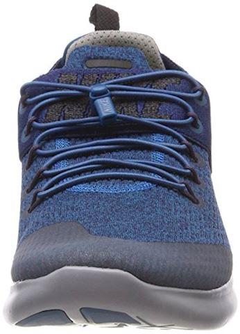 Nike Free RN Commuter 2017 Premium Women's Running Shoe - Blue Image 4