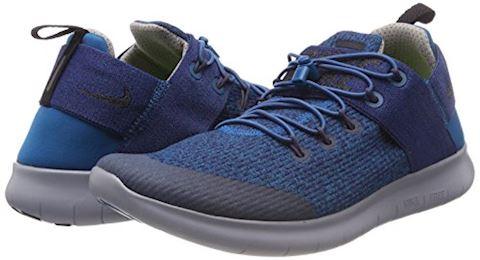 Nike Free RN Commuter 2017 Premium Women's Running Shoe - Blue Image 5