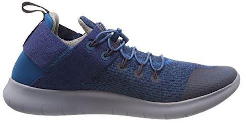 Nike Free RN Commuter 2017 Premium Women's Running Shoe - Blue Image 6