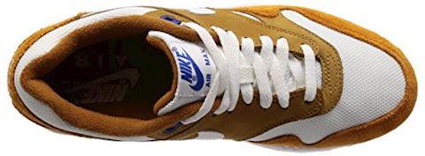 Nike Air Max 1 Premium Retro Men's Shoe - Orange