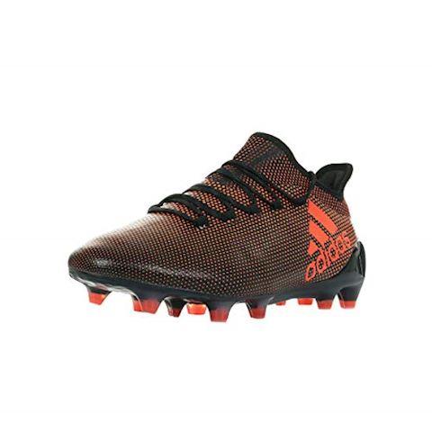 adidas X 17.1 FG/AG Pyro Storm - Core Black/Solar Red/Solar Orange Image 15