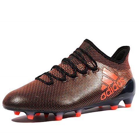 adidas X 17.1 FG/AG Pyro Storm - Core Black/Solar Red/Solar Orange Image 19