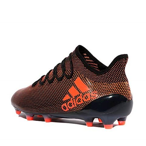 adidas X 17.1 FG/AG Pyro Storm - Core Black/Solar Red/Solar Orange Image 23