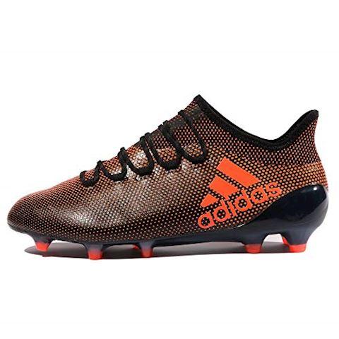adidas X 17.1 FG/AG Pyro Storm - Core Black/Solar Red/Solar Orange Image 24