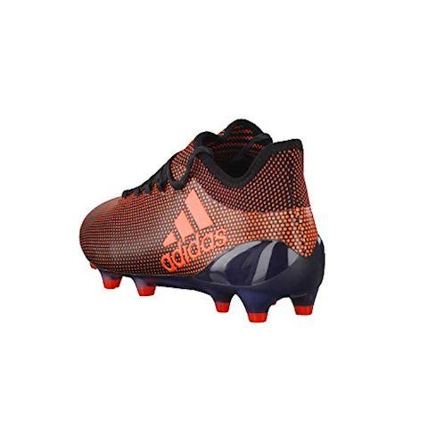adidas X 17.1 FG/AG Pyro Storm - Core Black/Solar Red/Solar Orange Image 4