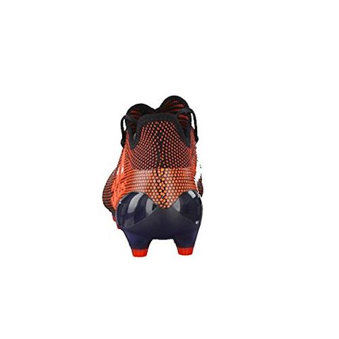 adidas X 17.1 FG/AG Pyro Storm - Core Black/Solar Red/Solar Orange Image 5