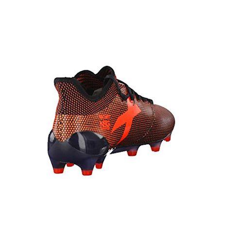 adidas X 17.1 FG/AG Pyro Storm - Core Black/Solar Red/Solar Orange Image 6