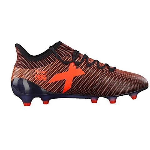 adidas X 17.1 FG/AG Pyro Storm - Core Black/Solar Red/Solar Orange Image 8