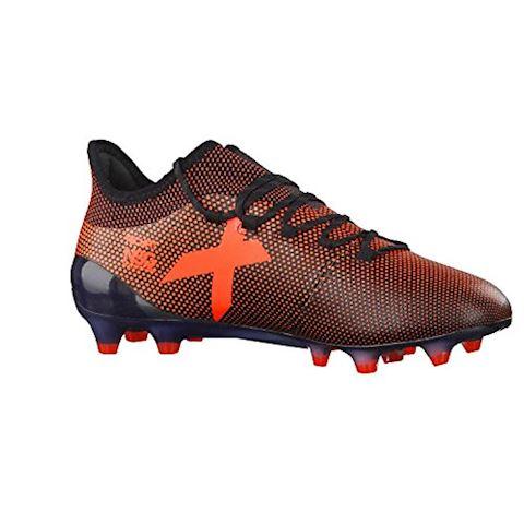 adidas X 17.1 FG/AG Pyro Storm - Core Black/Solar Red/Solar Orange Image 9