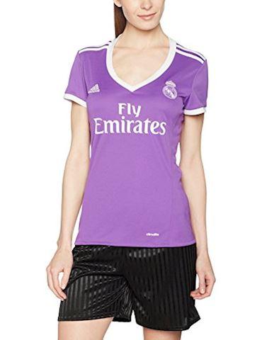 adidas Real Madrid Womens SS Away Shirt 2016/17 Image