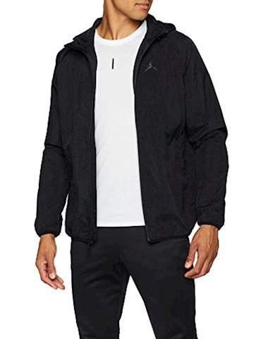 670a394092a Nike Jordan Lifestyle Wings Windbreaker Men's Jacket - Black Image