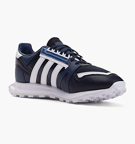 a598bab88 adidas Originals x White Mountaineering Mens Racing 1 Trainers Collegiate  Navy Footwear White Footwear