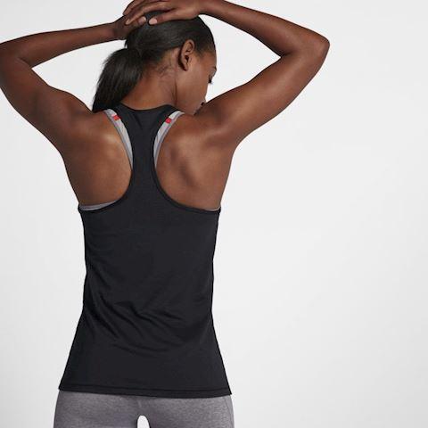 Nike Pro Women's Training Tank - Black Image 3