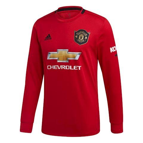 68d457fdf75 adidas Manchester United Kids LS Home Shirt 2019 20 Image