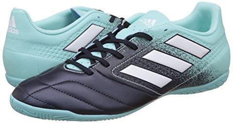 adidas Ace 17.4 IN Energy Aqua White Legend Ink Image 5