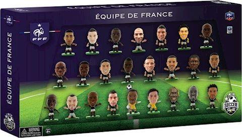 SoccerStarz - France 24 Team Figurine Pack. Image