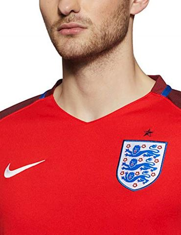 Nike England Mens SS Away Shirt 2016 Image 3