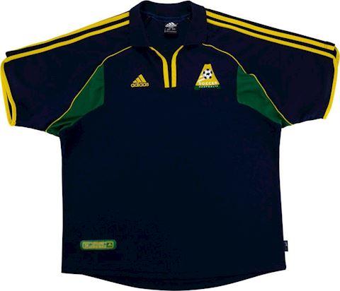 adidas Australia Mens SS Away Shirt 2000 Image