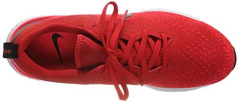 Nike Odyssey React Men's Running Shoe - Red Image 7