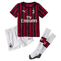 c84593b5c26 AC Milan Football Kits | AC Milan Football Shirts | Home and Away Kits