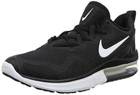 Nike Running Shoe Air Max Fury - Black/White Image