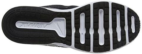 Nike Running Shoe Air Max Fury - Black/White Image 3