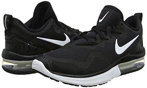 Nike Running Shoe Air Max Fury - Black/White Image 5