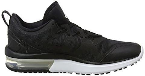 Nike Running Shoe Air Max Fury - Black/White Image 6