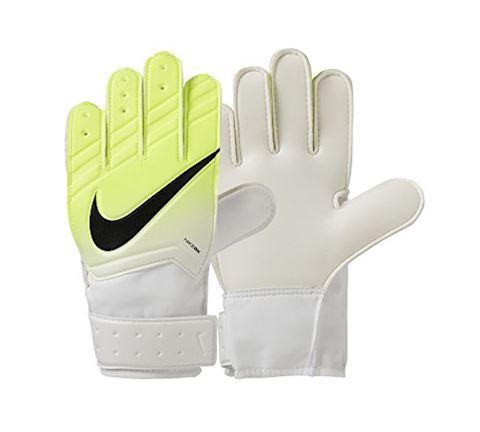 Nike Junior Match Goalkeeper Older Kids'Football Gloves - White Image